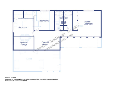 Link to the JC-65B floorplan of 2nd floor page