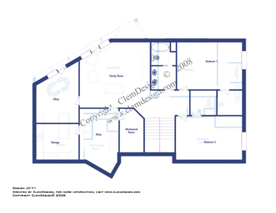Link to the JC-71 basement floorplan