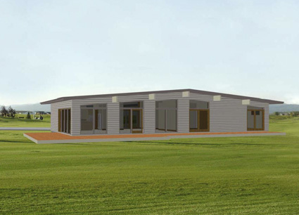 Gabled roof house plans house design plans for Single gable roof house plans